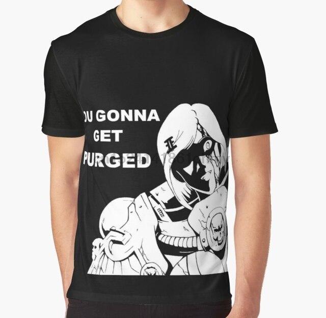 e9d1f09a4b All Over Print 3D Women T Shirt Men Funny tshirt 40k you gonna get purged Graphic  T-Shirt