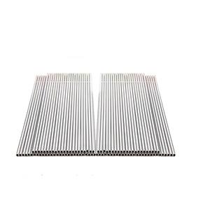 Image 2 - לשימוש חוזר 100 יח\חבילה 5*190mm מתכת קש נירוסטה קש עבור ילד ומבוגר מפעל סיטונאי