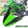 Аксессуары для мотоциклов фара обтекатель переднее крыло для KAWASAKI Versys300 Versys X300 Versys 300 Versys-X300