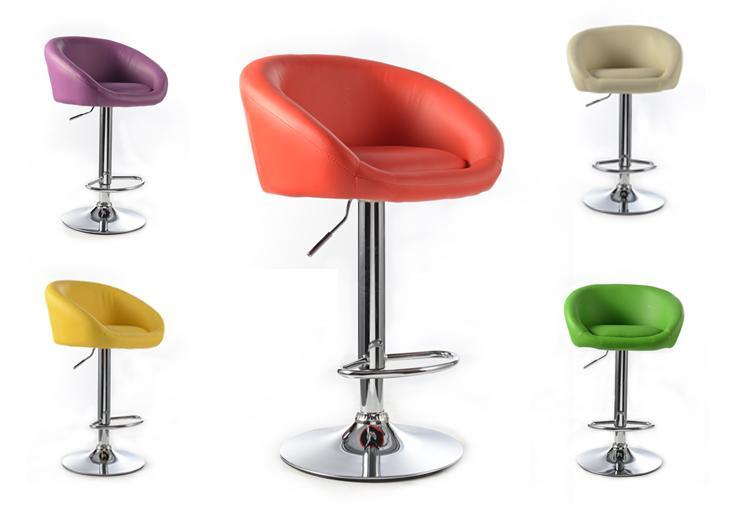 bar chair black red orange purple ect color rotation lift stool free shipping european and american bars popular chair purple red white red ect color for selection club lift stool free shipping