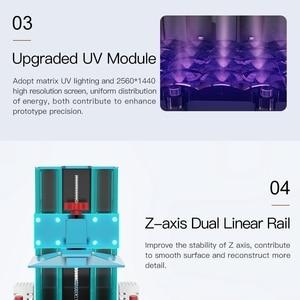 Image 5 - ANYCUBIC Photon S LCD 3D Printer Quick Slice 405nm Matrix UV Light Dual Z axis SLA  3d Printer PhotonS Upgraded UV Module