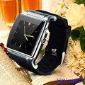 2016 nova l18 bluetooth smart watch relógio de pulso 1.54 ''hi 2 pulseira smartwatch sim suporte da câmera para smartphones android