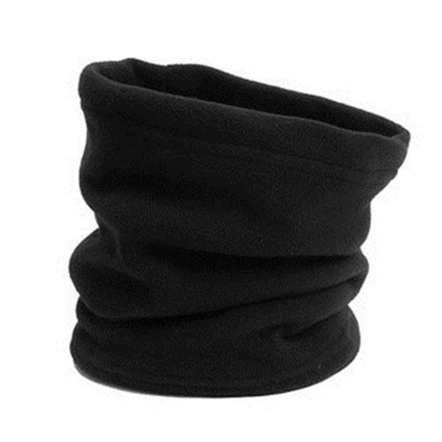 Polar Fleece Neck Tube Ear Warmer Gaiter Face Mask Headband Winter Thermal Warm Scarf for Camping Hiking Headwear Beanie Hat Cap