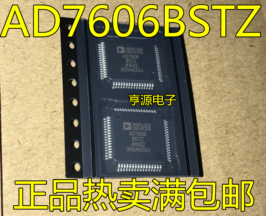AD7606 AD7606BSTZ ADC Chip - ADC LQFP - 64 Home Furnishings