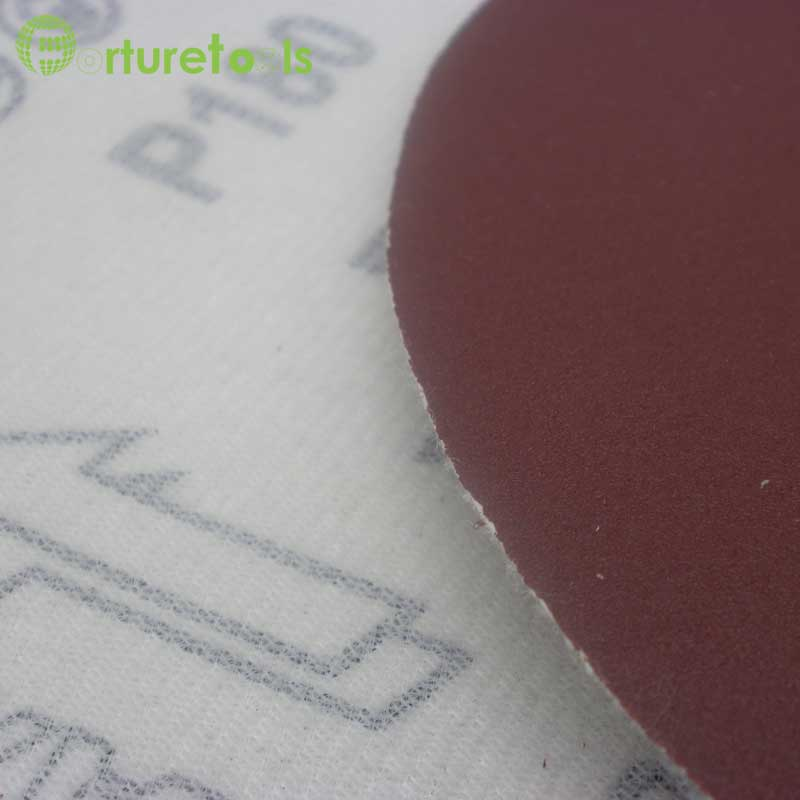 100pcs disques de ponçage abralon avec support de crochet pour le - Outils abrasifs - Photo 5
