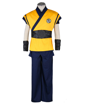 Dragon Ball Son Goku Anime Cosplay trajes de Dragon Ball z Halloween  Fantasia hombres 1a1d5e4d5d6e