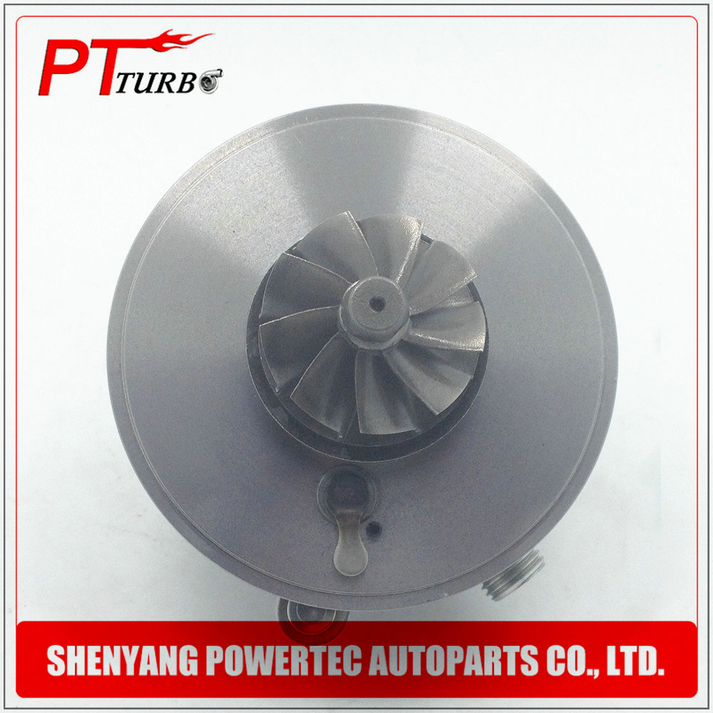 Powertec supply BV39 turbo core assembly 54399700011 / 038253016K cartridge turbo chra for Skoda Octavia 2 Superb 2 1.9 TDI turbo air intake turbo chra for skoda octavia ii 1 9 tdi turbo engine bls 77kw 105hp turbocharger cartridge core 03g253019kv