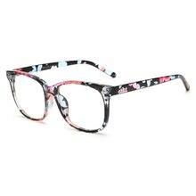 Vintage Clear Lens Eye Glasses Frames For Men Women Transparent Fake Gasses Round Optical Eyeglasses Nerd Eyewear Spectacle