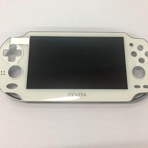 Image 3 - Nuovo bianco nuovo nero Per PSVita 1000 per PS Vita PSV 1000 Display LCD con Digitale Dello Schermo di Tocco di Montaggio con telaio