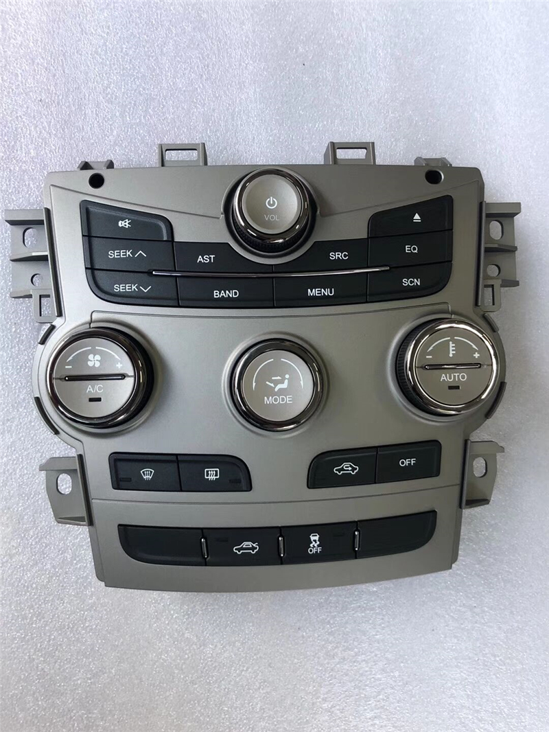 Air conditioning control switch panel FIT FOR CHERY A3 M11 7901070NA|Block & Parts| |  - title=