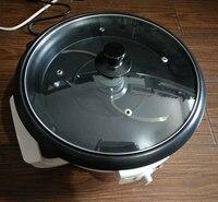 Wansa Mini Coffee Roaster Electric Home Durable Coffee Bean Baking Machine Stainless Steel Coffee Bean Device