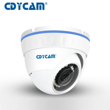 CDYCAM Мини 2.0MP ip-камера 2.8 мм объектив Full HD 1080 P Построен в onvif2.4 открытый Ночного Видения P2P poe ip камеры видеонаблюдения