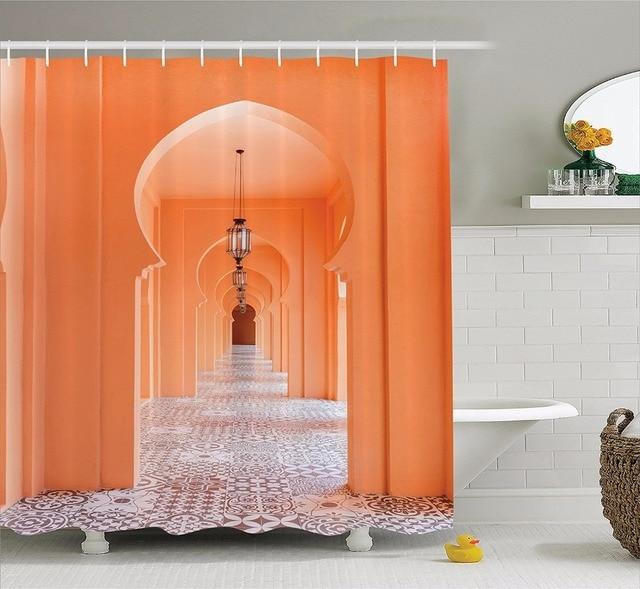 https://ae01.alicdn.com/kf/HTB1CLZAg6ihSKJjy0Flq6ydEXXaM/Hoogwaardige-Kunst-Douchegordijnen-Marokkaanse-Stijl-Loopbrug-Met-Islamitische-Motieven-En-Arabisch-Art-Badkamer-Decoratieve-Moderne-gordijnen.jpg_640x640.jpg