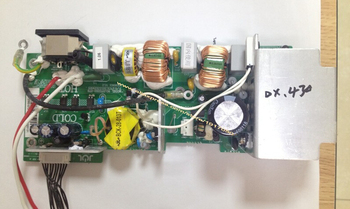 Projector Parts For ACTO DX430 main power supply