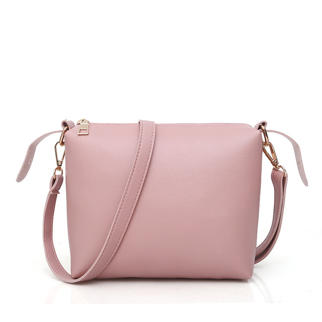 New Fashion Crossbody Bags For Women Leather Handbags Shoulder Bag Female Soft Chain Bag Women Messenger Bags High quality Set