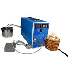 ZVS High-frequency Induction Heater Machine Metal Smelting Furnace High Frequency Welding Metal Quenching Equipment Low-voltage