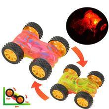 Мигающий свет игрушка модель автомобиля для маленьких детей Детский подарок коллекция забавными лампа
