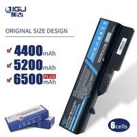 JIGU Novo Laptop Bateria L09C6Y02 L09M6Y02 L09S6Y02 L10C6Y02 L10P6Y22 LO9L6Y02 Para Lenovo IdeaPad G460 G560 V360 V370 V470 Z460|laptop battery|new laptop battery|laptop battery for lenovo -