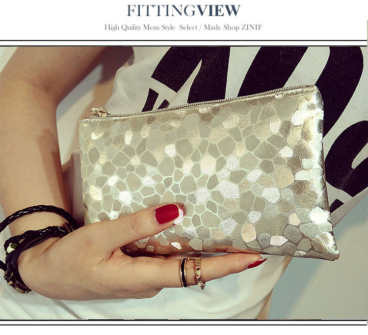 Women Fashion Autumn Winter New Korean Style Hand Clutch Bag Clutches Bags Online Shopping Black Silver Gold Blue Purple11