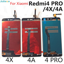 цены на LCD For xiaomi redmi 4X 4A 4 PRO lcd Display Digitizer Assembly Touch Screen  Replacement FOR Xiaomi redmi 4PRO LCD  в интернет-магазинах