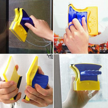Новые Магнитные Window Cleaner Кисть для Мытья Окон Магнитная Щетка для Мытья Стекол Бытовые Чистящие Средства