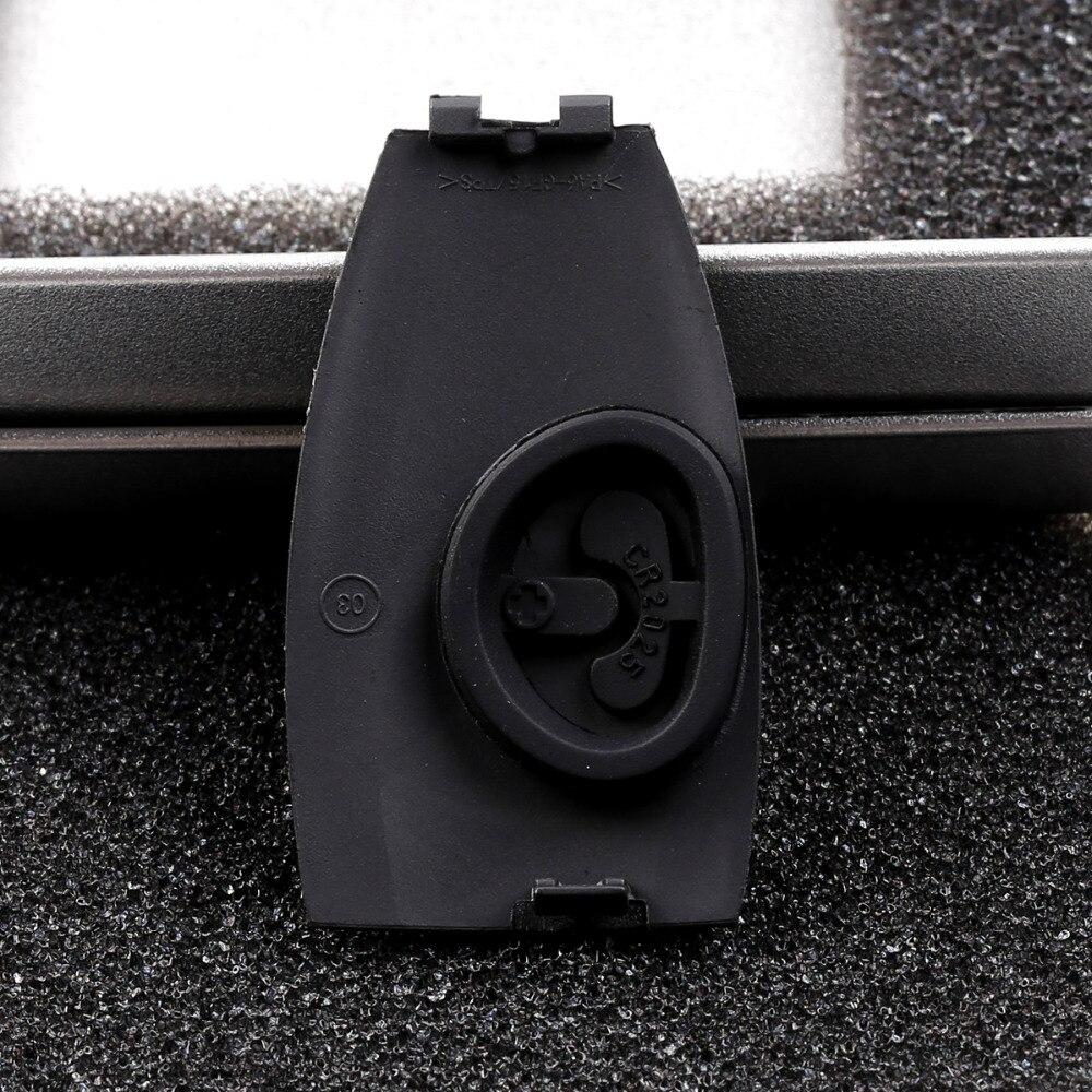 Reyann 5pcs For Mercedes Benz W204 W212 W218 W221 W166 OEM A0008900023 Key Cover Badge For