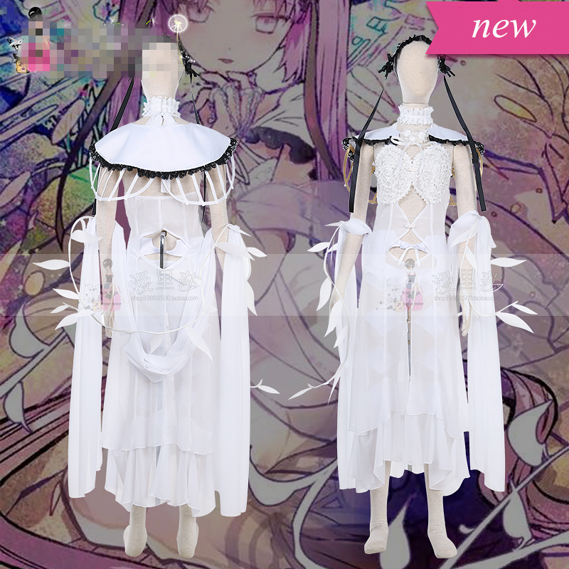 Stheno fgo cosplay Fate/Grand Order sexy cosplay costume sexy lingeries dress can custom made/size 2