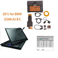 newest icom a2 b c hdd with 2016.12 software for bmw icom diagnosis+touch screen laptop x200t for bmw cars& mini& motor