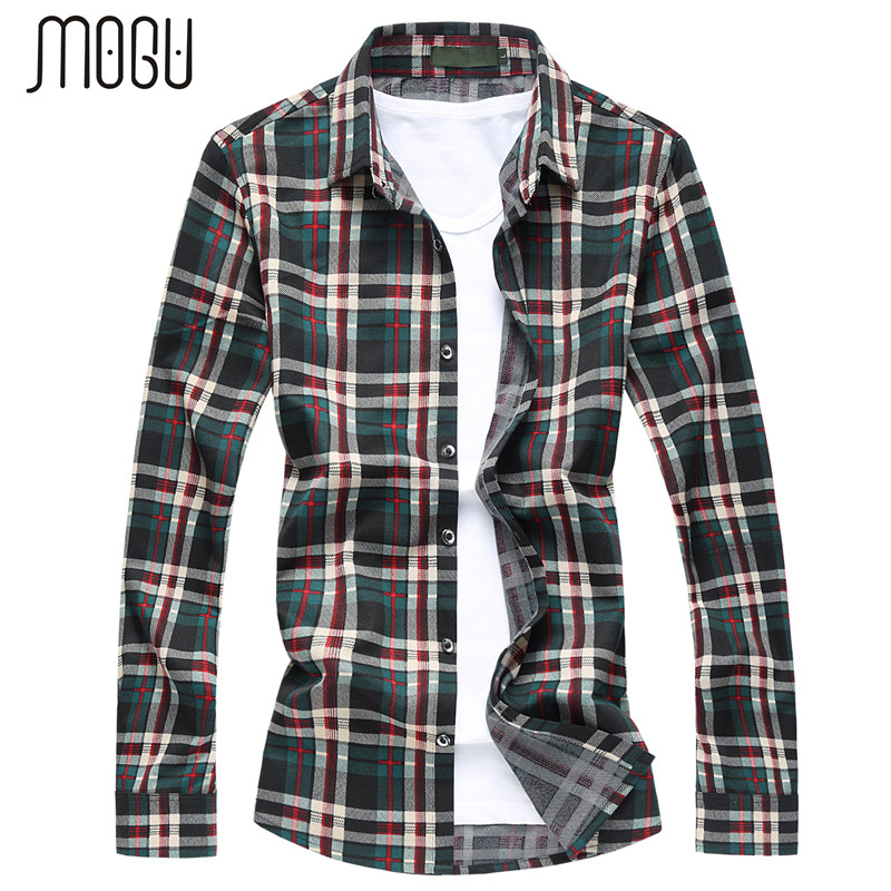 Compare Prices on Mens Checked Shirts- Online Shopping/Buy Low ...