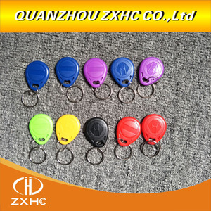 Image 5 - (10PCS/LOT) EM4305 125khz Programmable RFID Smart Tags Rewritable Keys Number2 Keyfobs