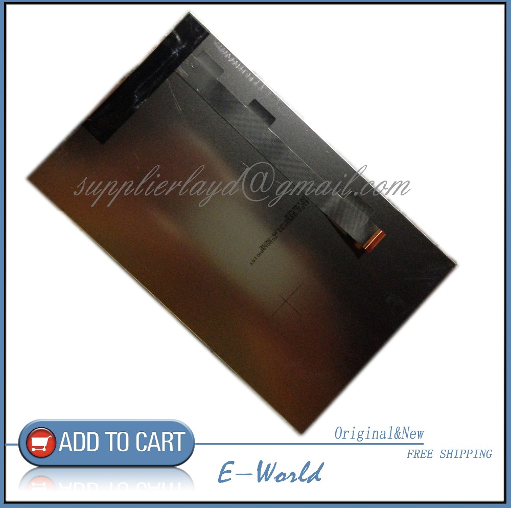 8 Inch Original LCD Display For Alcatel One Touch P320 P320X POP 8 Panel Repartment used original lq6an101 5 6 inch lcd display panel 320 234 free delivery