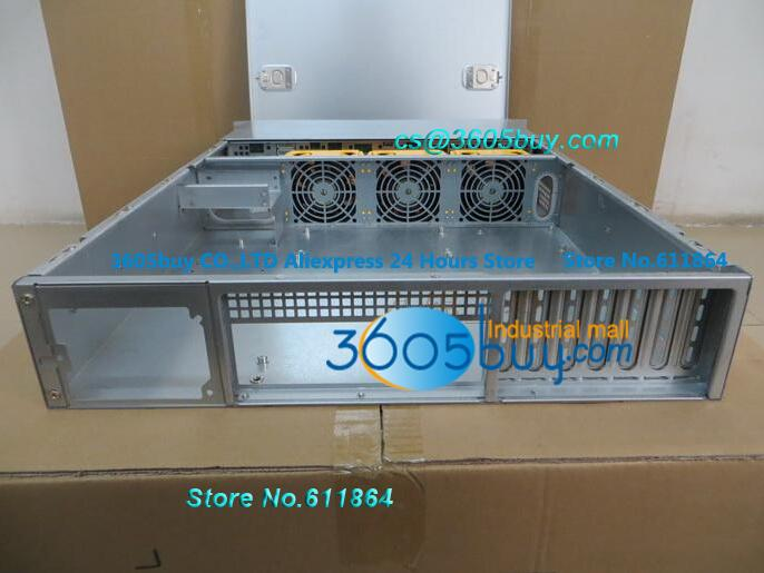 New 2u 12 plate hot pluggabel storage server 2U computer case industrial computer case 2.5 hard drive Hot sale new 2u lengthen server computer case 2u power supply general power supply yt23650 computer case box