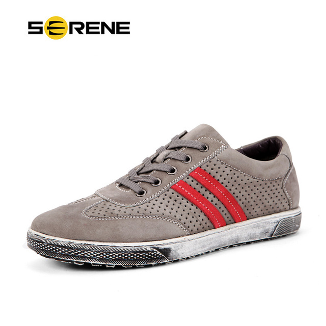 Retro Hollow-out Lace-up Leather Shoes buy cheap clearance discount official site TwdGFU