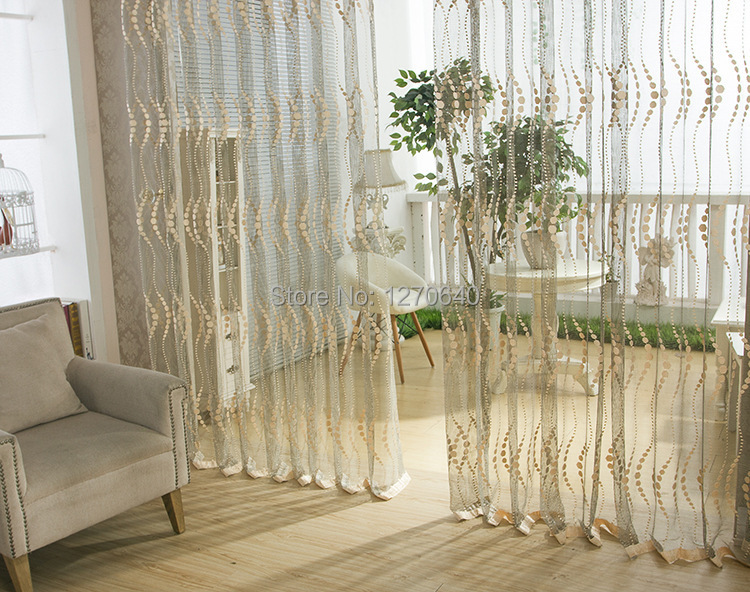 Online Lush Decor Ring Mesh Ds Room Dividers Chic With Curtain