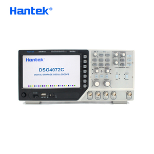 Image 2 - Hantek公式DSO4072C 2 チャンネルデジタルオシロスコープ 1 チャンネル任意/機能波形発生器 70 mhz診断ツール