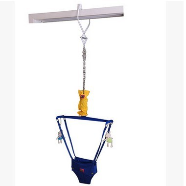 baby Hanging safe Bouncing Chair infant Exercise Balance Fitness Frame/Toy