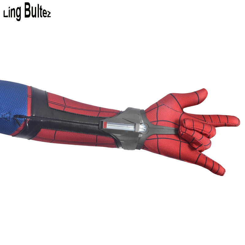Ling Bultez High Quality Homecoming Spiderman Shooter Tom Spiderman Shooter