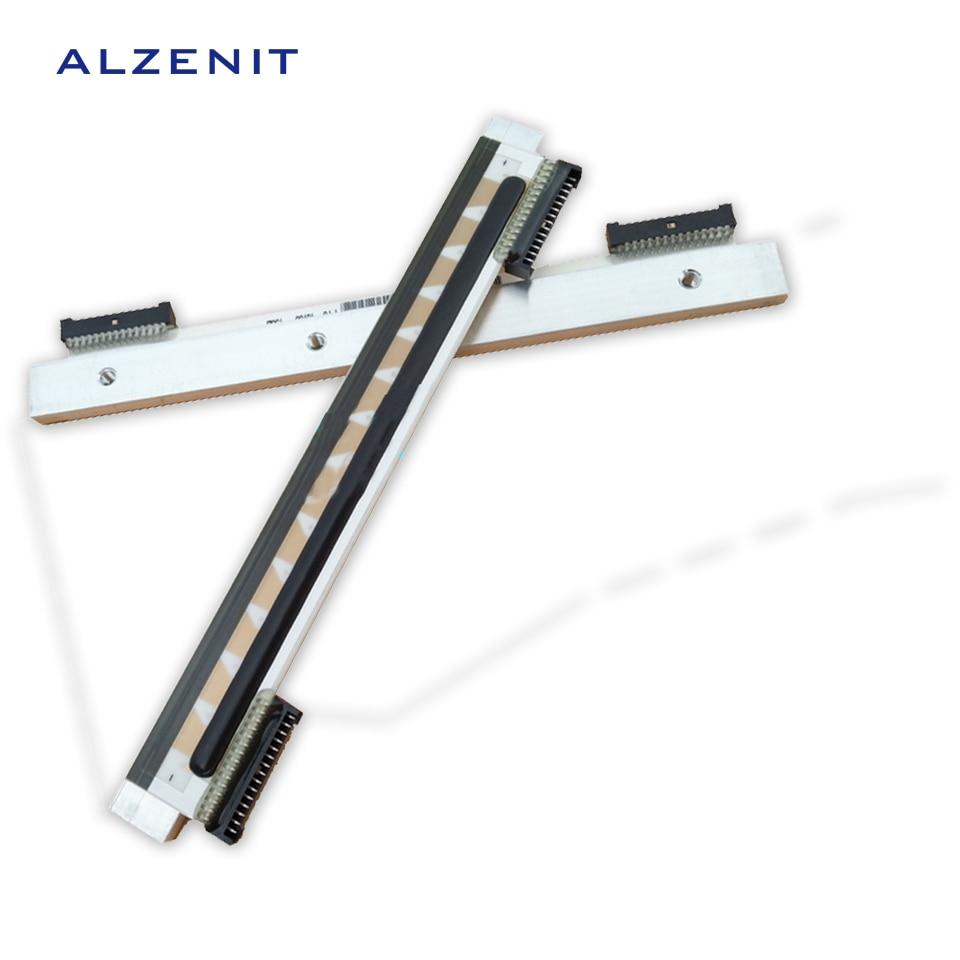 ALZENIT For Zebra GT800  GT820 GT830 OEM New Thermal Print Head Barcode Printer Parts On Sale original brand new printhead print head for zebra mz220 mz 220 barcode printer printer spare parts