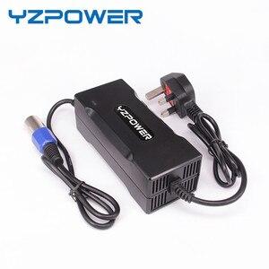 Image 5 - YZPOWER 12.6V7A 12.6V8A 12.6V5A Lithium Battery Charger with 3 year Warranty for 3X3.6V 3X3.7V Li on Li po battery 12V