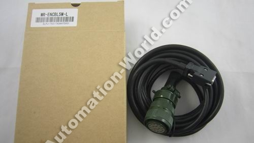 MR-ENCBL5M-L:Encoder cable standard-flex, for HF-SE, P20 IAK3_SERVO Freeshipping
