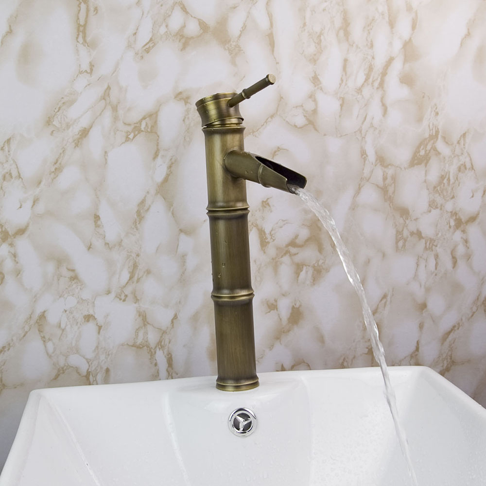 Popular Great Quality Construction Real Estate Bathroom Mixer Sink Tap Brass Faucet JN8641