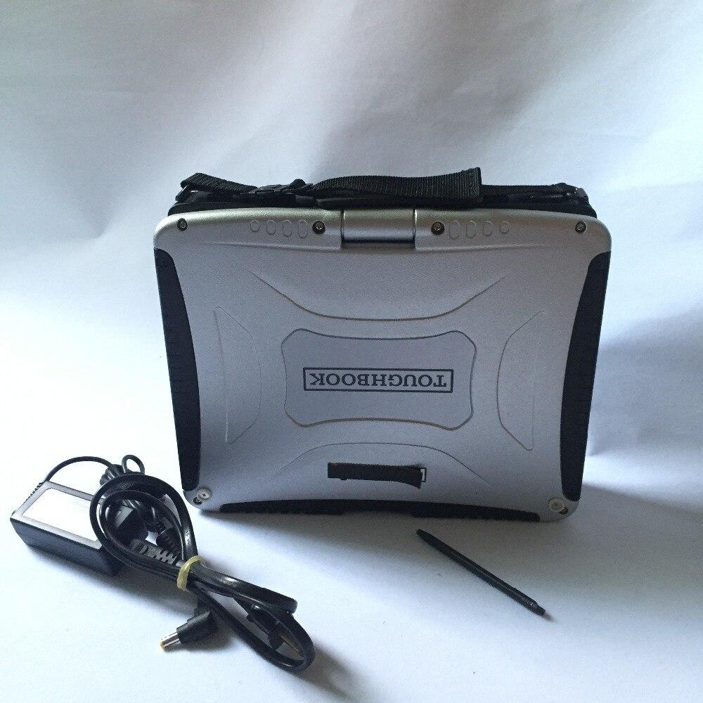 Panasonic CF19 4GB Memory Laptop CF 19 2018 High quality CF-19 CPU i5 3340 Toughbook No HDD PC DHL Free Ship (wholesale/retail) toughbook