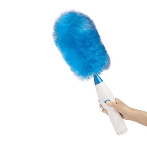 Adjustable Electric Feather Du