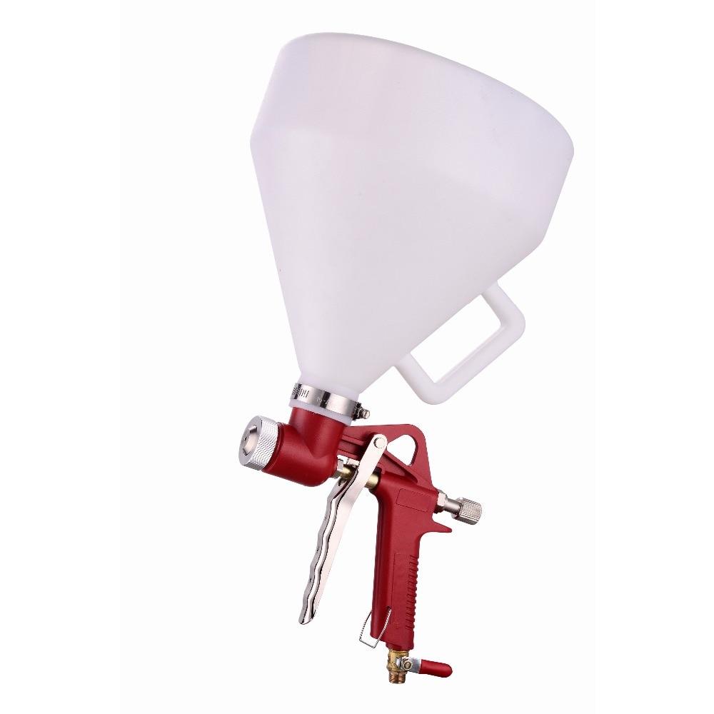 Красный BSS-02 тяжести высокого давления пистолет 4 мм/6 мм/8 мм сопла 3000cc спрей емкость чашки мебель прокат оборудования для опрыскивания