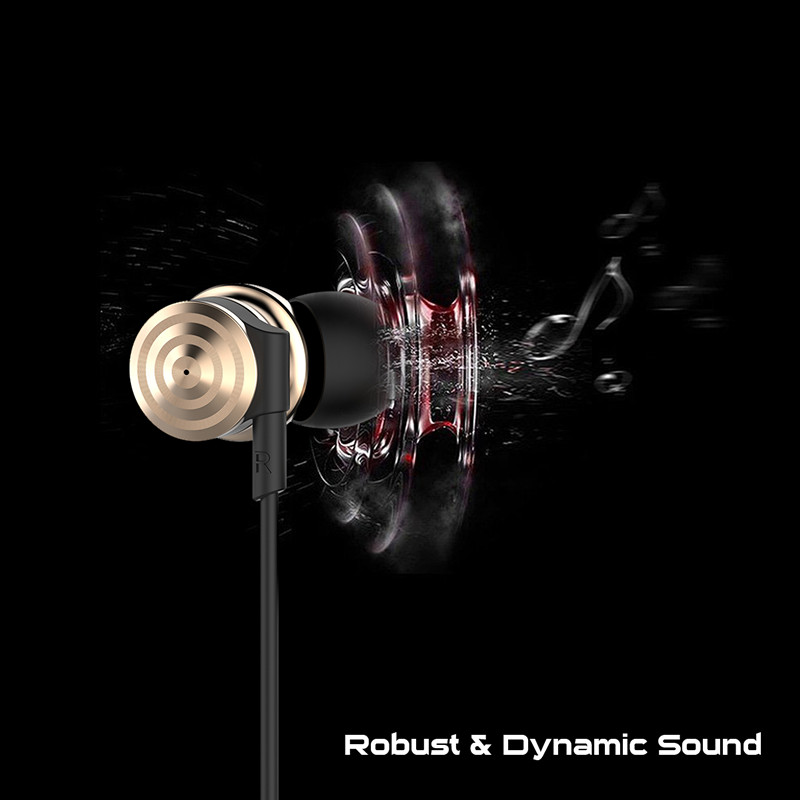 Uiisii Hi905 Professional HiFi In-Ear Earphone Super Bass Stereo Music Headset with Microphone For iPhone Android Devices