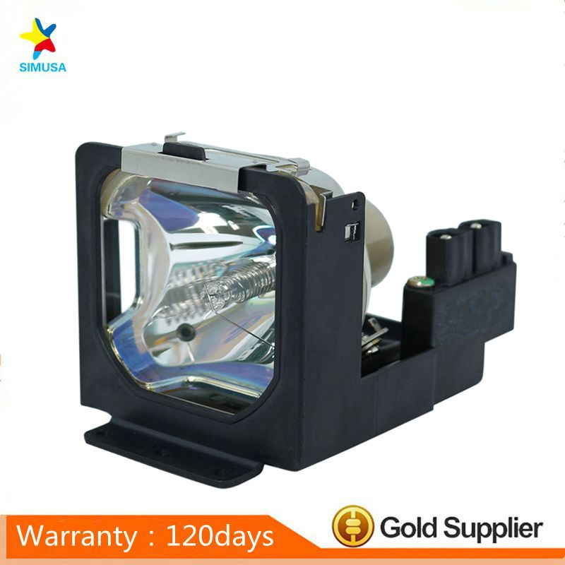 Original LV-LP10 bulb Projector lamp with housing fits for CANON LV-5100 LV-5110 LV7100e LV-7105 replacement projector lamp with housing lv lp07 for canon lv 5300