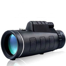 40X60 Monoculars Low Light Level Night Vision HD High Power Cell Phone Telescope Monocular Telescope Mini Gifts(China)