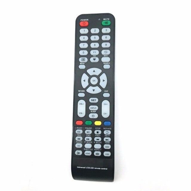 Controle remoto universal para tv, controlador remoto universal para hyasong alpha iptv carachi onida 8zwol761 truprova 811129 RC A03 RC A06 RC A10 81503