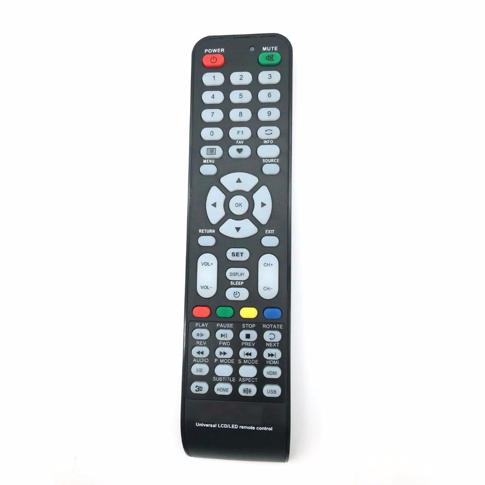 UNIVERSAL TV Remote Controller for HYASONG ALPHA IPTV HITACHI ONIDA 81D761 Truevisions 81E829 RC-A03 RC-A06 RC-A10 81E503