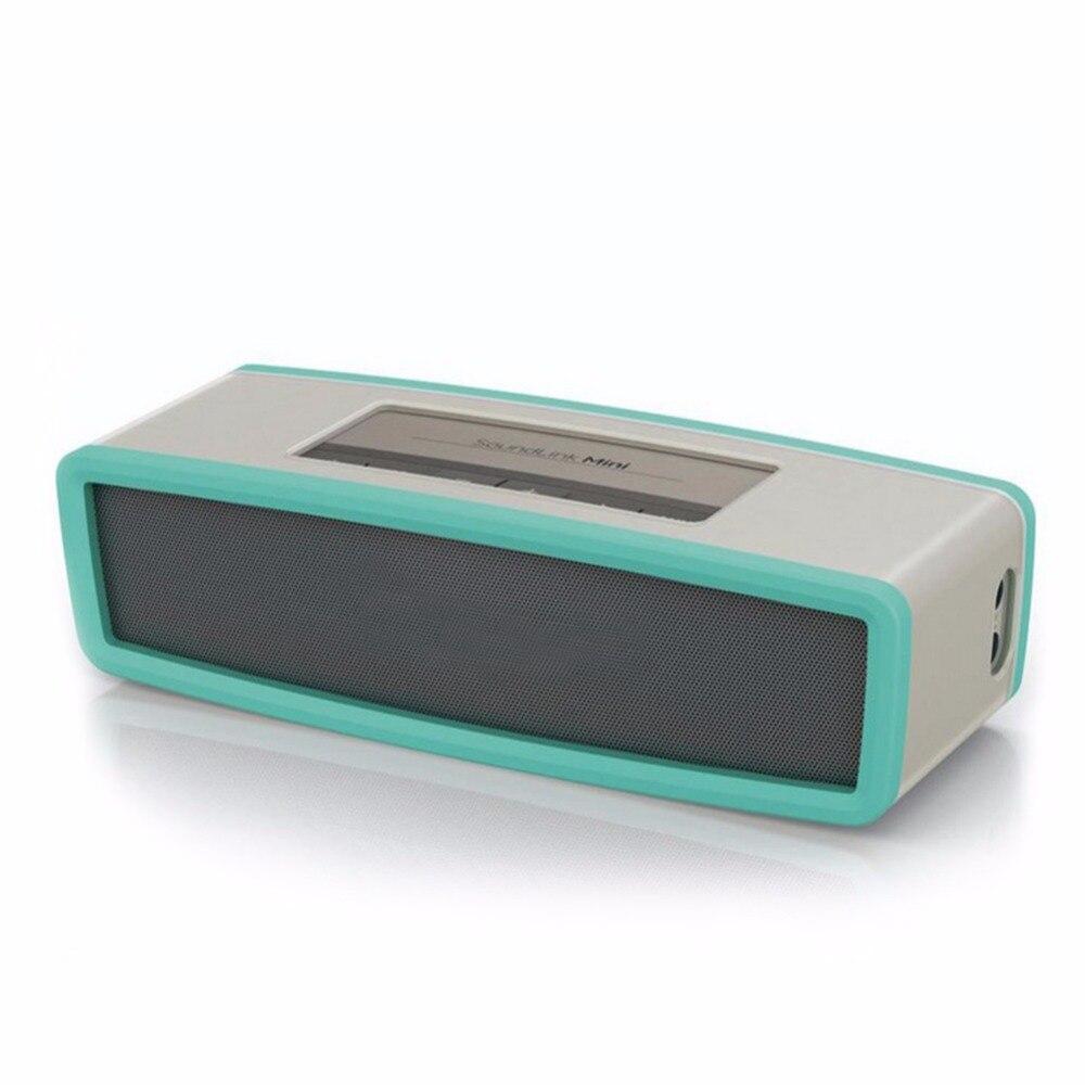 Coque de protection en Silicone Gosear coque de protection pour Bose SoundLink Mini 1 2 lien de son I II haut-parleur Bluetooth Caso Capa FundasCoque de protection en Silicone Gosear coque de protection pour Bose SoundLink Mini 1 2 lien de son I II haut-parleur Bluetooth Caso Capa Fundas